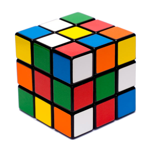For some of us... solving a Rubicks cube is IMPOSSIBLE! But when you place problems in Gods hands, NOTHING is impossible!