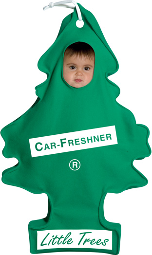 Wow! This is a realy cool Halloween costume for kids! Very original ...