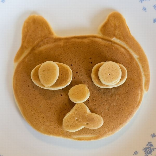 Pancakes for kids