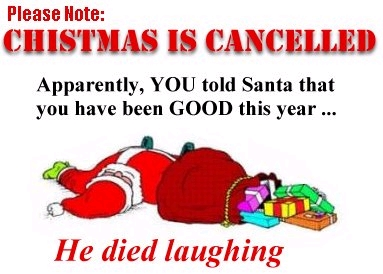 Christmas Canceled