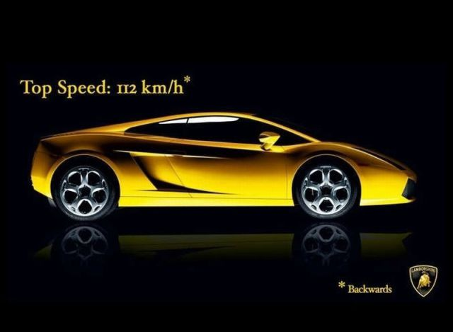 Speed Lamborghini