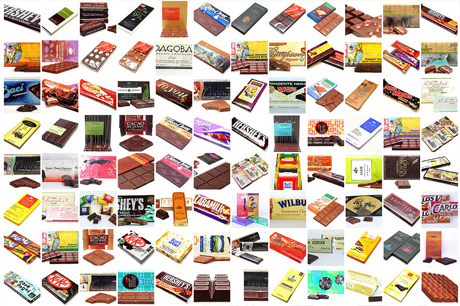 Funny Picture Blog on See By Yourself These 10 Pictures Of The Inside Of Chocolate Bars
