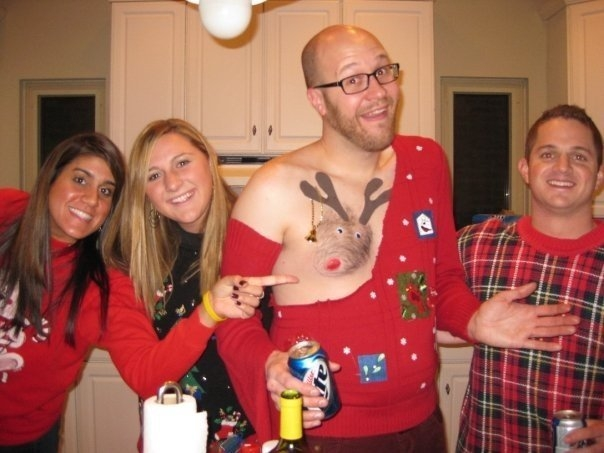 Reindeer Christmas Costume