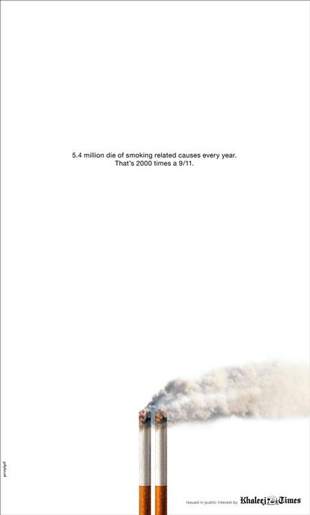 Những câu slogan hay nhất mọi thời đại - rãnh thì đọc nhảm chơi Antismoking-ad