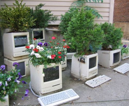 Old Apple computers