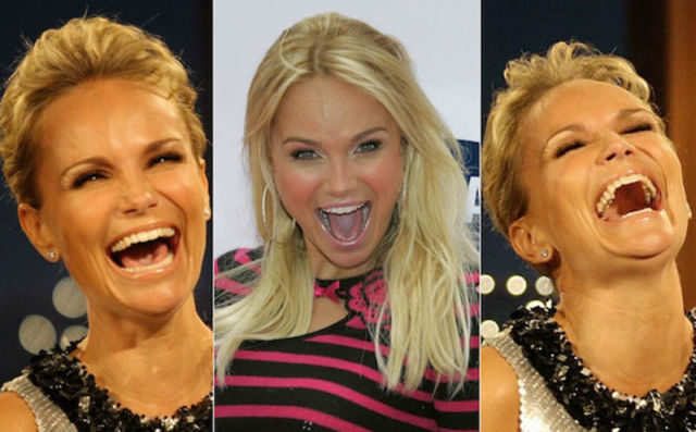 Funny Celebrity Smiles