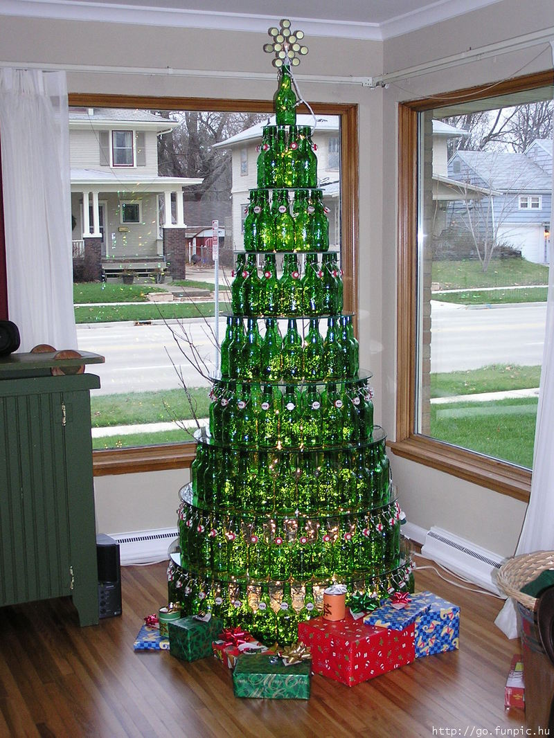 An Artificial Christmas Tree