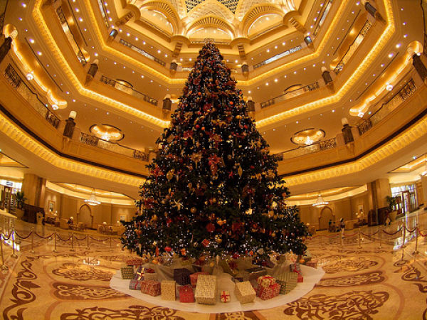 Expensive Christmas Tree Decorations Uk : The most expensive christmas tree in world