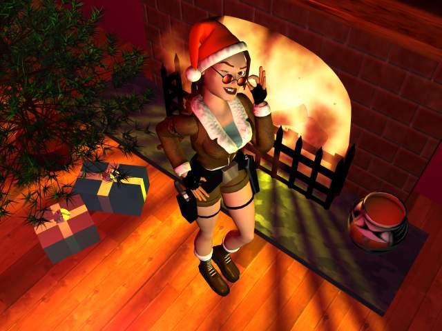 http://www.funny-potato.com/images/christmas/funny-images/lara-croft-christmas.jpg