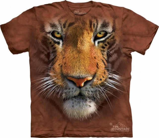 Cool animal t shirts for Animal tee shirts online