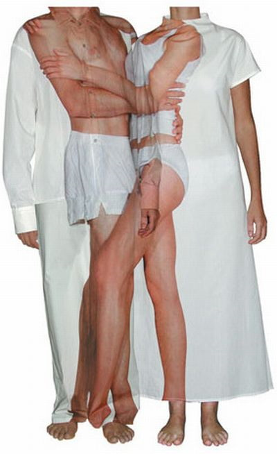 Pajamas for couples