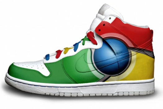 shoes Google Chrome