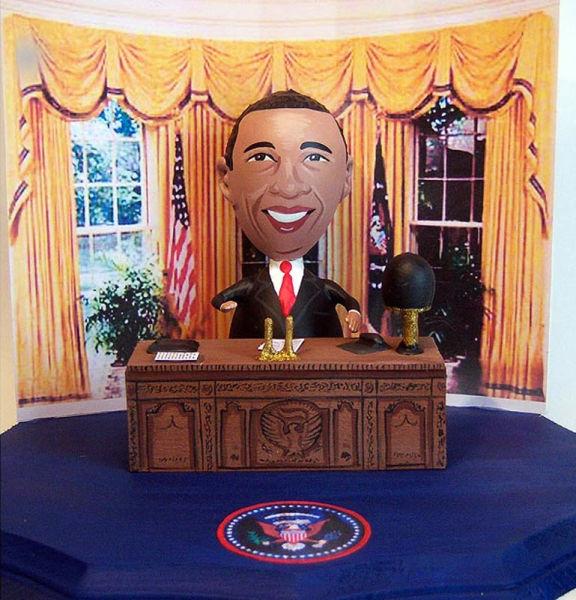 Barack Obama Easter
