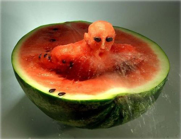 Fun with fruits