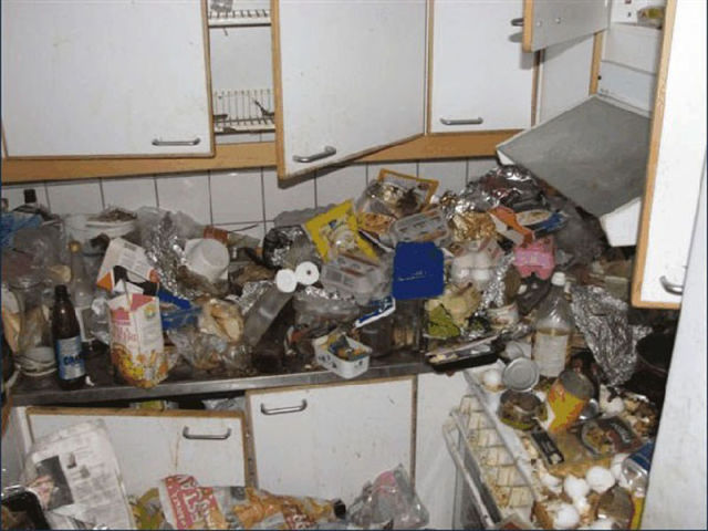 Filthy Kitchens Pictures
