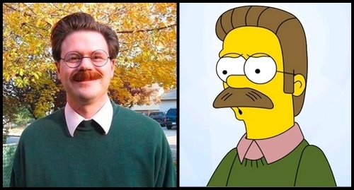 Funny LookAlikes - People cartoon look alikes