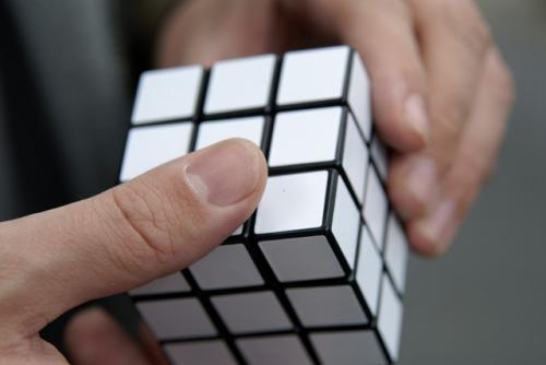 rubik s cubes easy and hard