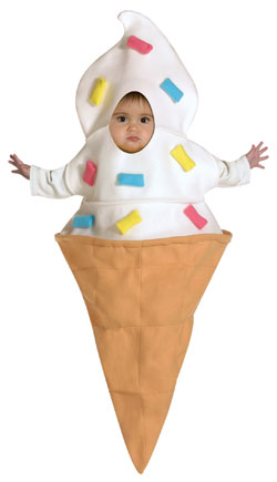 Funny costume!