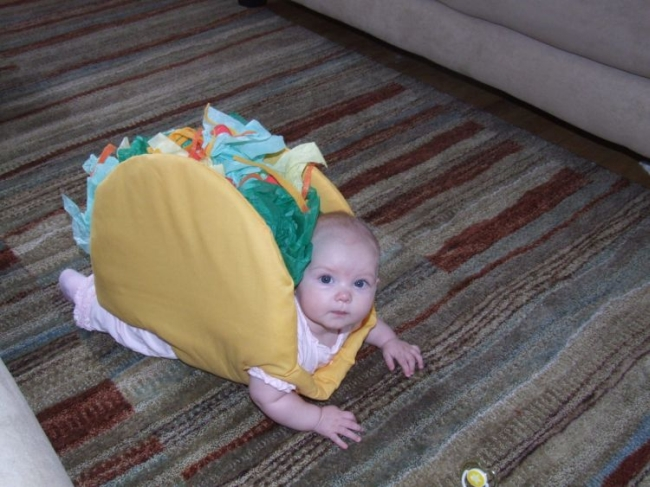 Baby Costumes Funny Baby Halloween Suggestion