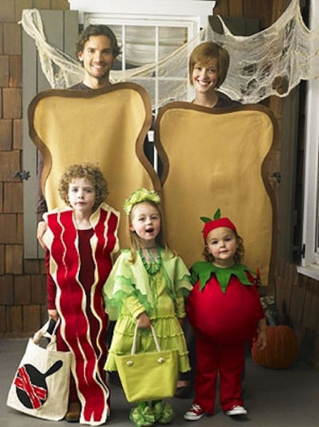 Halloween Costumes for Families!