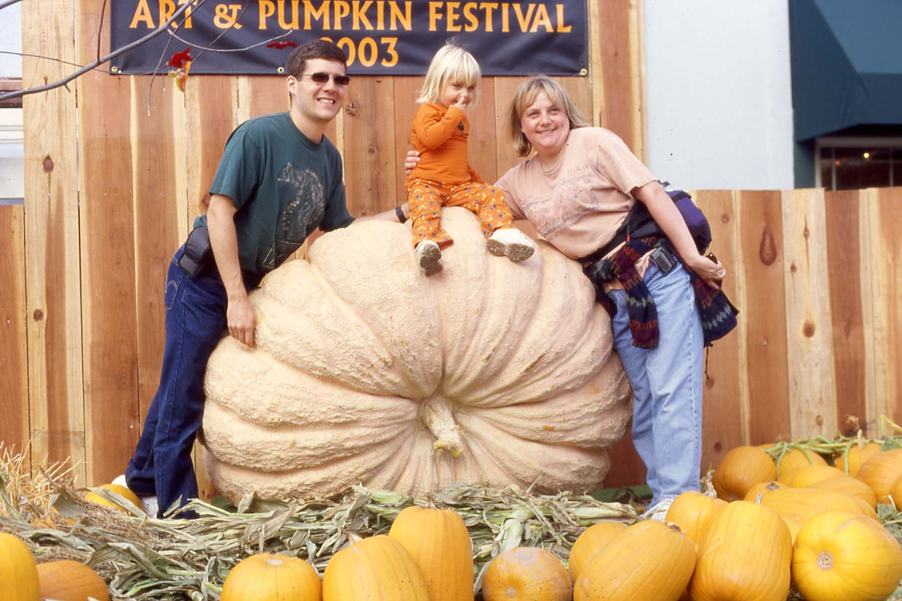 world record pumpkin