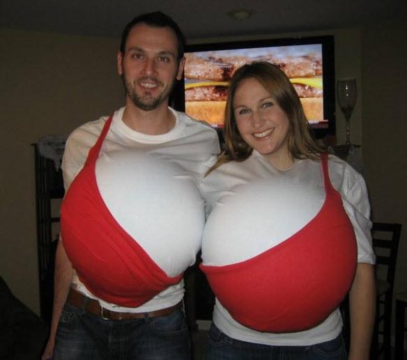 Homemade Couples Halloween Costume Ideas
