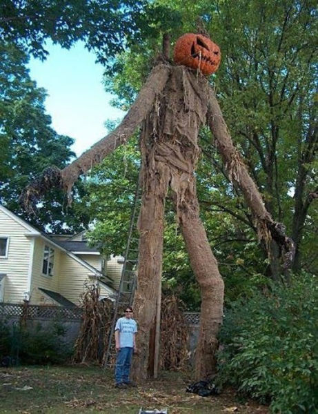 funny outdoor halloween decorations - Funny Halloween Decorations