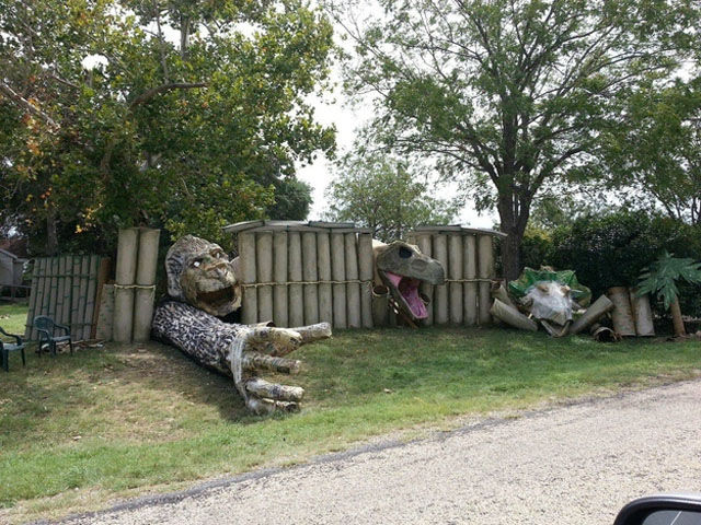 Wonderful Funny Outdoor Halloween Decorations! 640 x 480 · 130 kB · jpeg