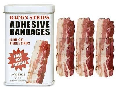 BACON! All things bacon thread Bacon-band-aids