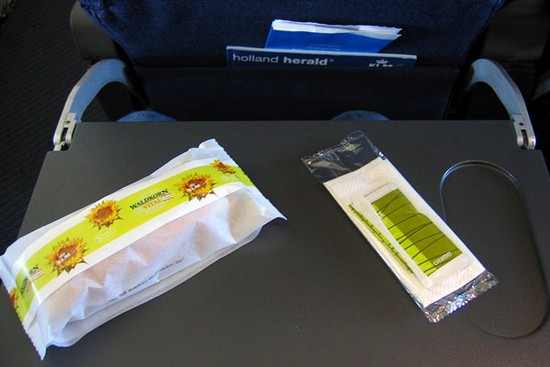 Meal KLM Airlines