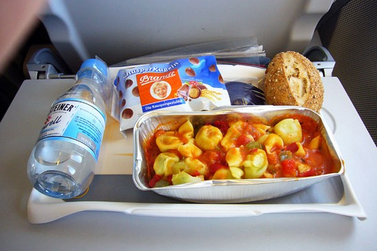 Meal plane Turkish Airlines