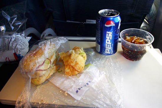 Meal American Airlines