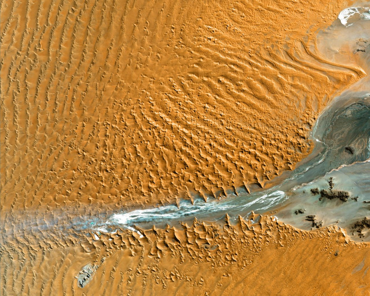 National Park of Namib-Naukluft