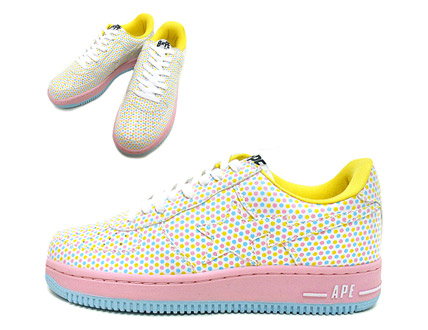 Ugly sneakers!