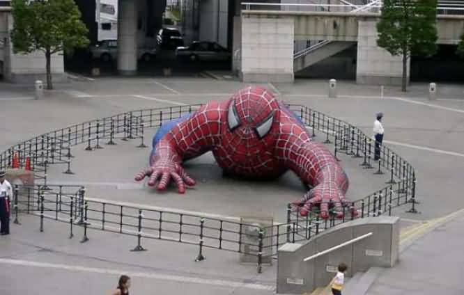 big spiderman
