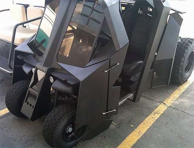 Golf cart future