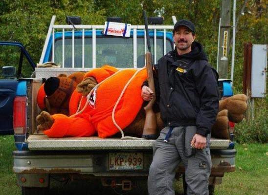 bear hunt Wats dat Yuck!!