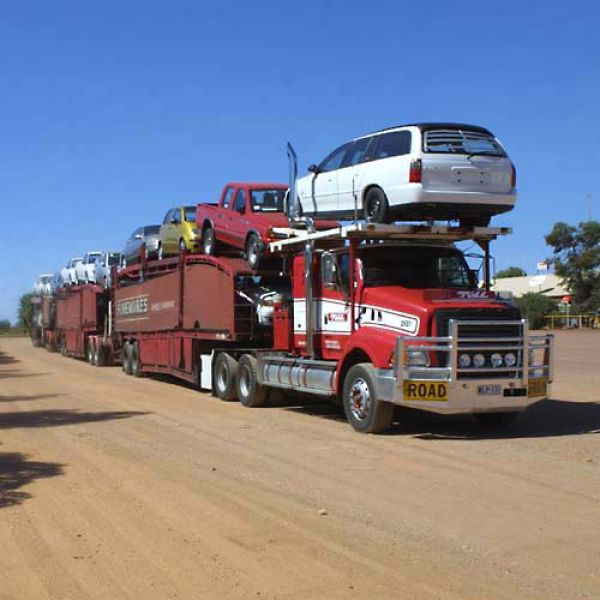 Car roadtrain