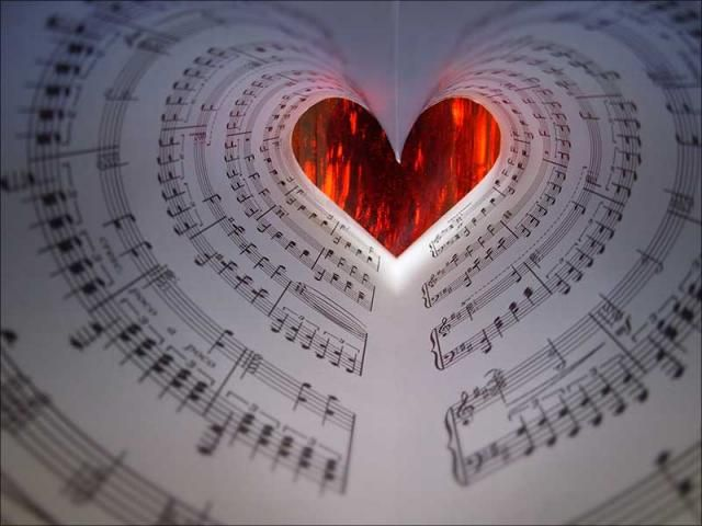 Heart of music