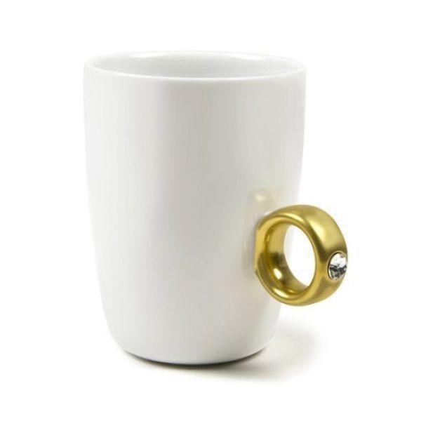 Funny Wedding Rings Cup Rings