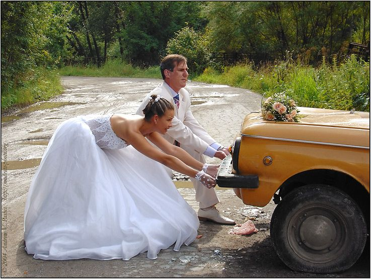 Magnificent Funny Wedding Car 737 x 554 · 110 kB · jpeg