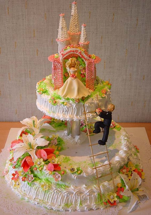 Great wedding cakes